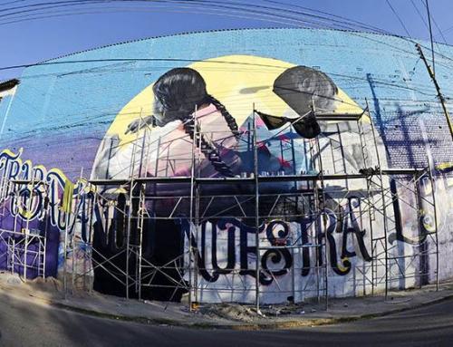 El arte da un nuevo rostro al penal San Sebastián Mujeres