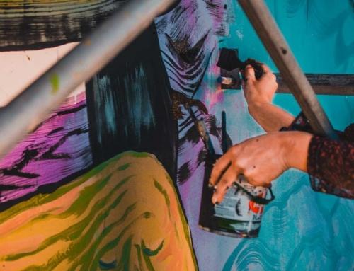 OLA URBANA inundando de arte las calles de Bolivia