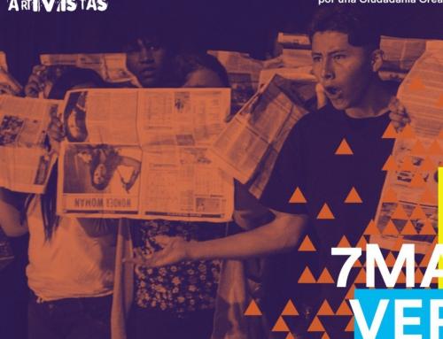 """""""Jóvenes ARTivistas"""" transformación social desde el arte y la participación juvenil"""