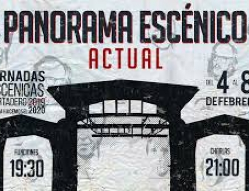 Panorama Escénico: Ver y hablar de teatro en Cochabamba