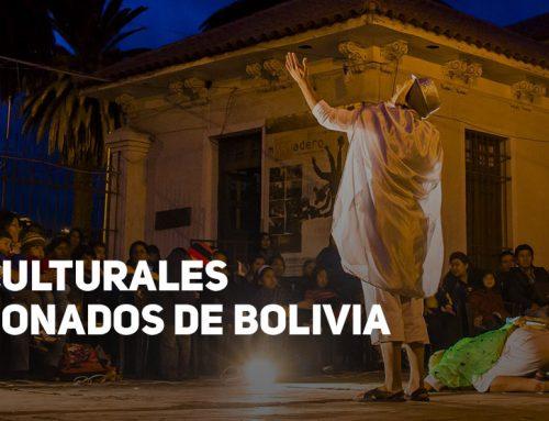 Pronunciamiento de los Espacios Culturales Autogestionados de Bolivia