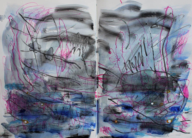 """Imagen: """"Contemplación de una marejada interior"""
