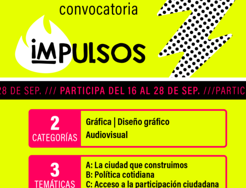 Convocatoria ImPulsos