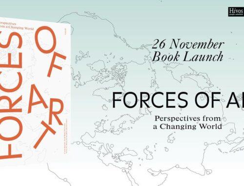 """Presentación de """"Forces of ART"""" Perspectivas de un Mundo Cambiante"""