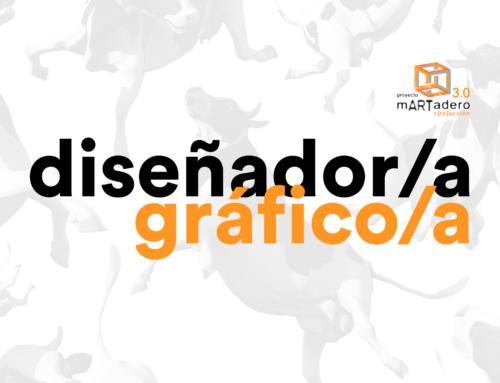 Convocatoria diseñador/a ilustrador/a Proyecto mARTadero CONECTADAS Latinoamérica